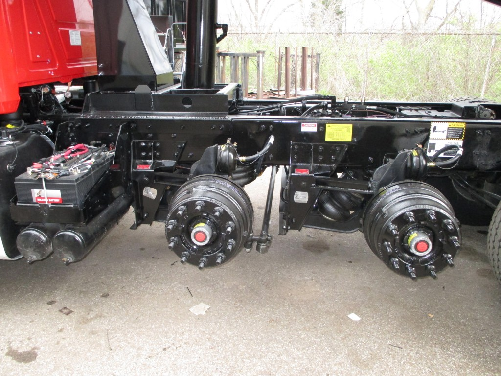Rogers Manufacturing   Auxiliary Lift Axles